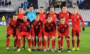 Литва оголосила склад на матч відбору Євро-2020 проти України