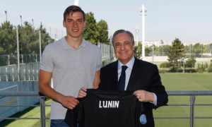 Реал гарантував Луніну місце в команді з сезону-2020/21