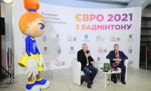 У Києві відбулася презентація книжки Усе буде бадмінтон