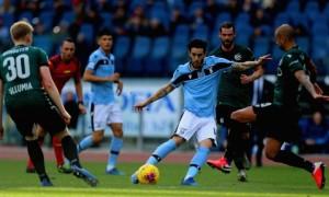 Лаціо розібрався із Болоньєю та вийшов на перше місце у Серії А
