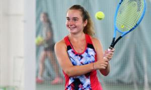 Снігур посіла друге місце в юніорському рейтингу ITF