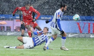 Герта - Баварія 0:1. Огляд матчу