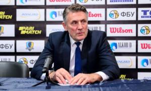 Хомічюс залишив посаду головного тренера Будівельника