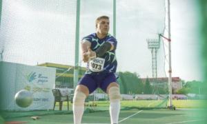 Кохан покращив особистий рекорд на турнірі в Угорщині