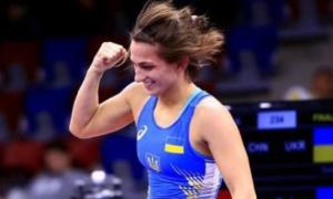 Ткач перемогла росіянку та стала триразовою чемпіонкою Європи з боротьби