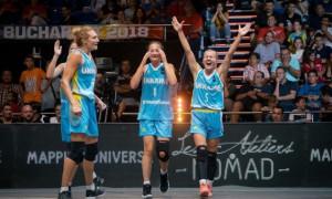 Україна отримала право на проведення відбору на чемпіонат Європи з баскетболу 3х3