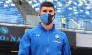 Маліновський у заявці Аталанти на матч з Міланом