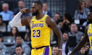 Леброн Джеймс встановив унікальний рекорд в історії НБА