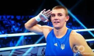 Хижняк на Європейських іграх впевнено переміг фінського боксера