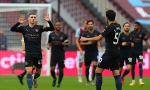 Манчестер Сіті - Вест Гем: онлайн-трансляція матчу 26 туру АПЛ. LIVE
