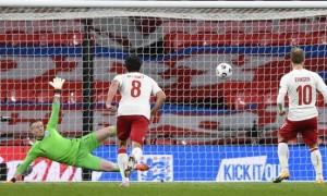 Англія - Данія 0:1. Огляд матчу