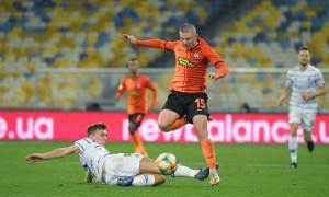 Сидорчук став лідером Динамо по вилученням