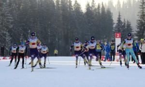 Остання гонка чемпіонату України з біатлону відбулася без стрільби