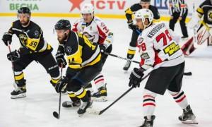 Донбас розгромив Краматорськ у 12 турі УХЛ