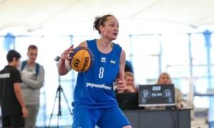 Жіноча збірна України 3х3 зіграє на турнірах у Нідерландах