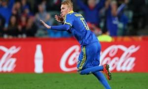 Коваленко покинув розташування збірної України