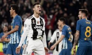 Ювентус сенсаційно розгромив Атлетіко і вийшов до 1/4 Ліги чемпіонів