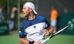 Марченко вийшов у друге коло турніру в Італії