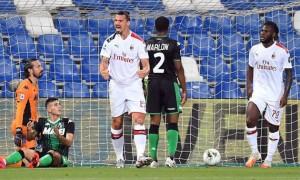 Мілан обіграв Сассуоло у 35 турі Серії А