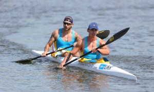 Українські веслувальники здобули срібні медалі на Європейських іграх