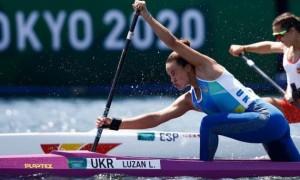 Лузан здобула бронзову медаль на Олімпіаді