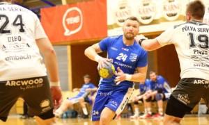 Український гандболіст номінований на звання MVP чемпіонату Естонії