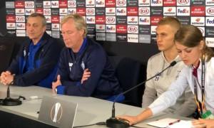 Михайличенко: Попов і Цітаішвілі є гравцями основного складу команди