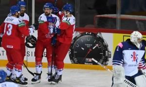 Чехія - Велика Британія 6:1. Огляд матчу