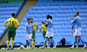 Манчестер Сіті - Норвіч 5:0. Огляд матчу