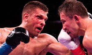 Тренера Головкіна здивувало рішення суддів у поєдинку проти Дерев'янченка