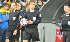 Визначились арбітри матчу Нідерланди — Україна