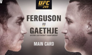 UFC 249: Фергюсон проти Гейджи, Сехудо битиметься з Крузом
