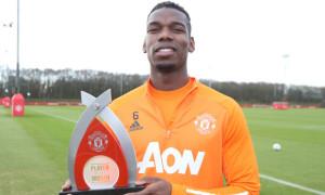 Погба – найкращий гравець Манчестер Юнайтед у січні