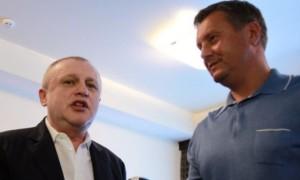 Хацкевич зустрінеться з Ігорем Суркісом