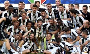 Ювентус переміг Сампдорію та став чемпіоном Італії