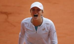 Польська тенісистка стала першою фіналісткою Ролан Гаррос