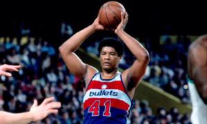 Помер легендарний баскетболіст Вашингтона