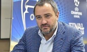 Павелко: Роботу УАФ критикують за активний розвиток інфраструктури