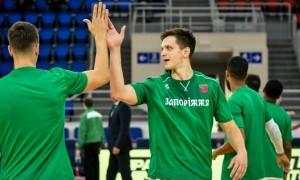 Київ-Баскет сенсаційно програв Запоріжжю у Суперлізі