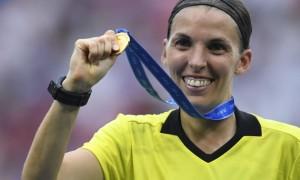 Суперкубок УЄФА розсудить жінка-арбітр