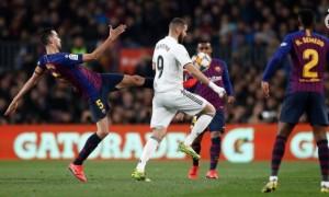 Барселона - Реал: огляд першого матчу півфіналу Кубку Іспанії