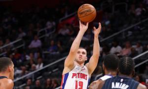 Михайлюк дебютував у новому сезоні НБА