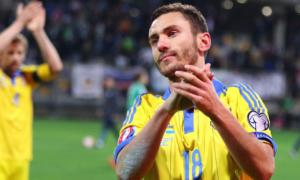 Рибалка: Хочу грати за збірну України