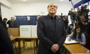 Берлусконі госпіталізували вдруге за два тижні