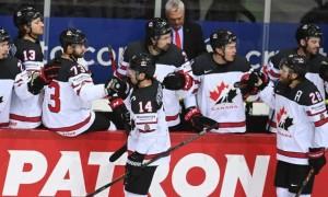 Олімпійський комітет Росії - Канада 1:2. Огляд матчу