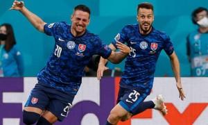 Словаччина несподівано обіграла Польщу на Євро-2020