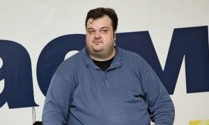 Одіозний російський коментатор кумедно відреагував на щитки Хачеріді. ФОТО