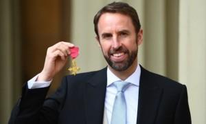 Головний тренер збірної Англії отримав орден Британської імперії