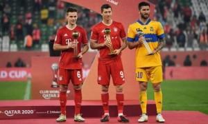 Левандовський визнаний найкращим футболістом клубного чемпіонату світу