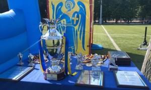 Гріффін став чемпіоном України з міні-футболу